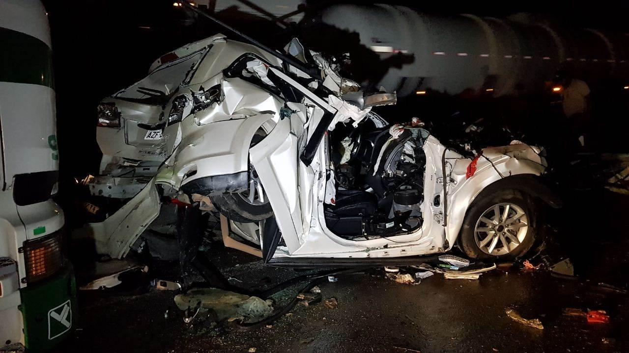 acidente br 277