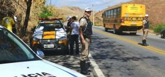 Policiais são presos suspeitos de extorquir caminhoneiros