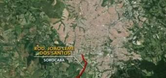 Governador cancela novas praças de pedágio em rodovias de Sorocaba
