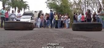 Manifestantes bloqueiam rodovias de MS e pedem melhorias em trechos