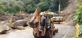 Após queda de barreira, Tamoios e Oswaldo Cruz são interditadas