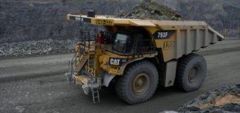 Caminhões autônomos já são usados em área de mineração no Brasil