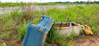 RO: Despejar lixo às margens de rodovias pode gerar multa de até R$ 200 mil