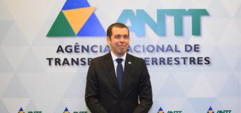 NOVO DIRETOR DA ANTT DAVI BARRETO TOMA POSSE