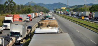 Governo retoma reuniões com caminhoneiros e transportadoras